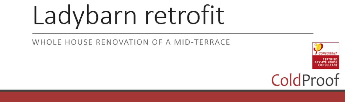 ColdProof retrofit presentation